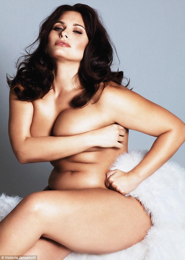 Natural nude models