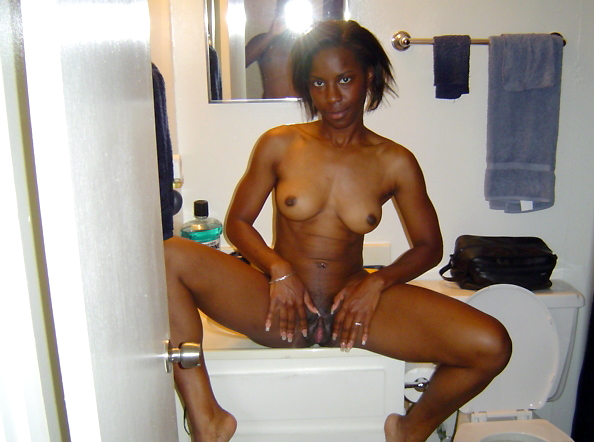 Real black african pussy