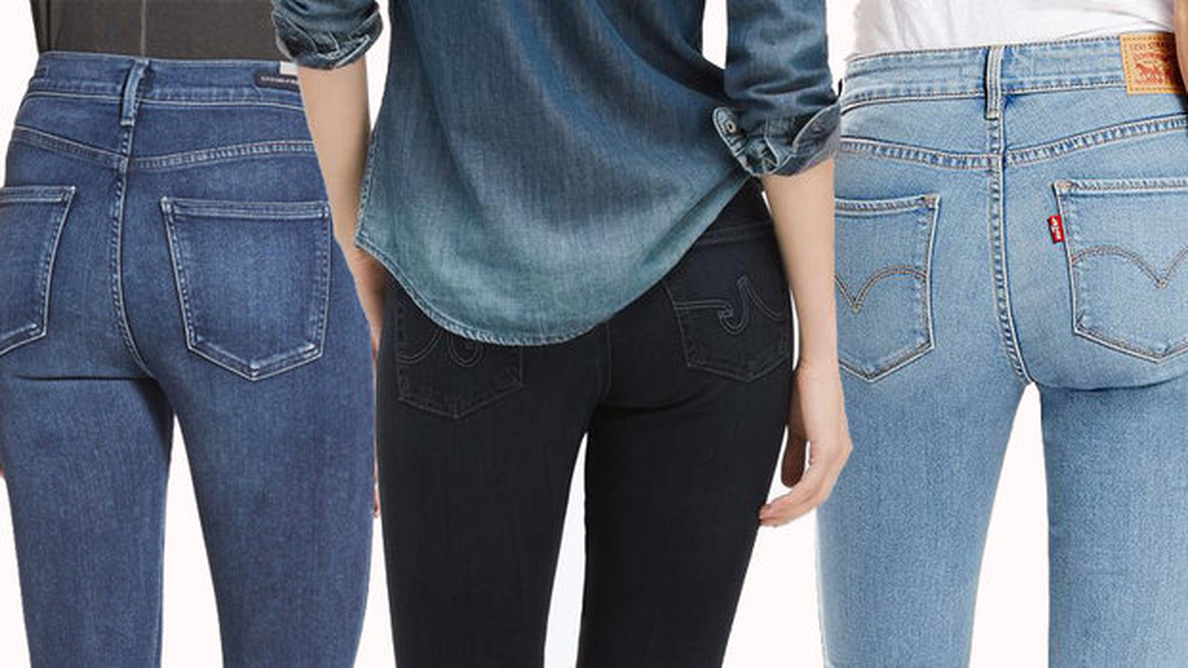 Skinny wide hips big ass
