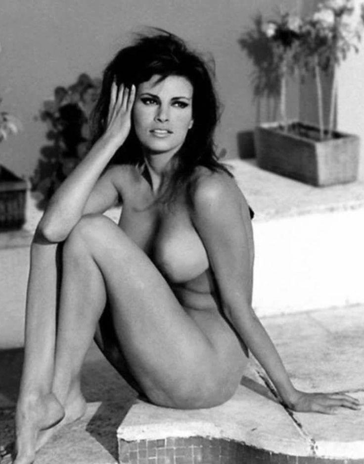 Vintage raquel welch nude