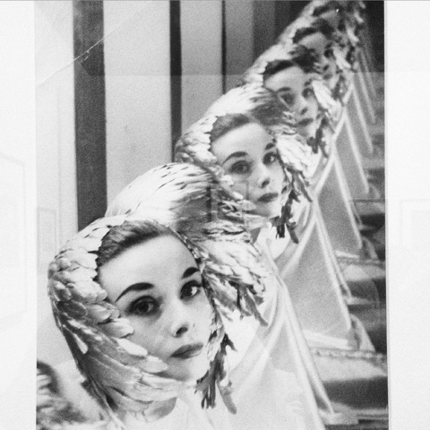 Audrey hepburn vanity fair cover