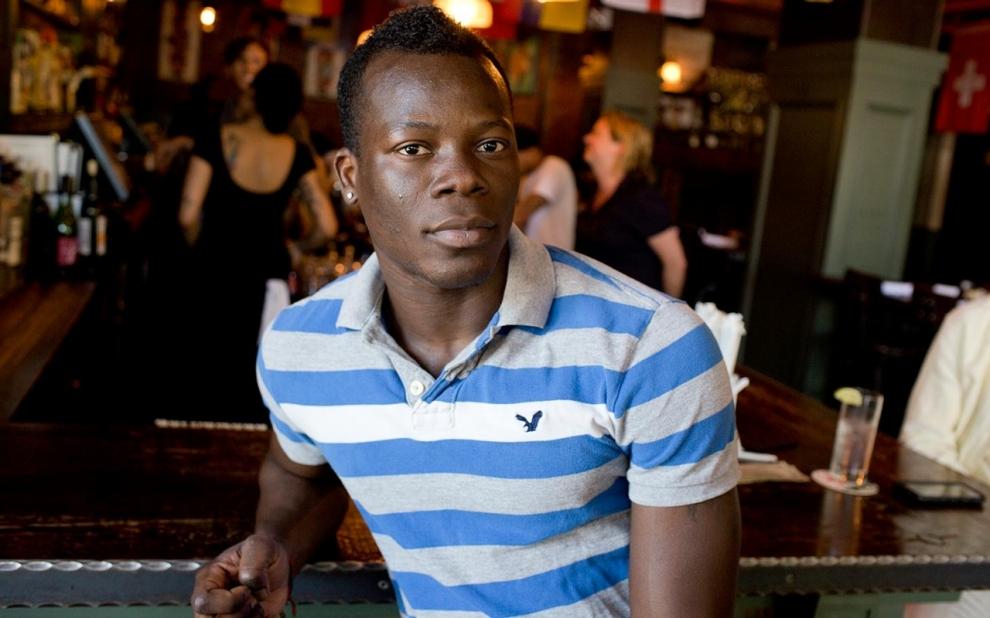 Gay black boy african american