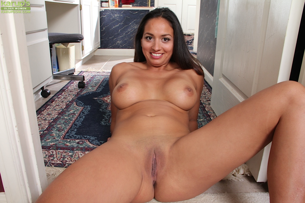 milf Shaved mature latina