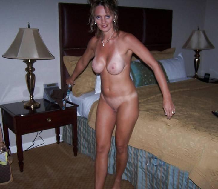 lines nude tan Wife