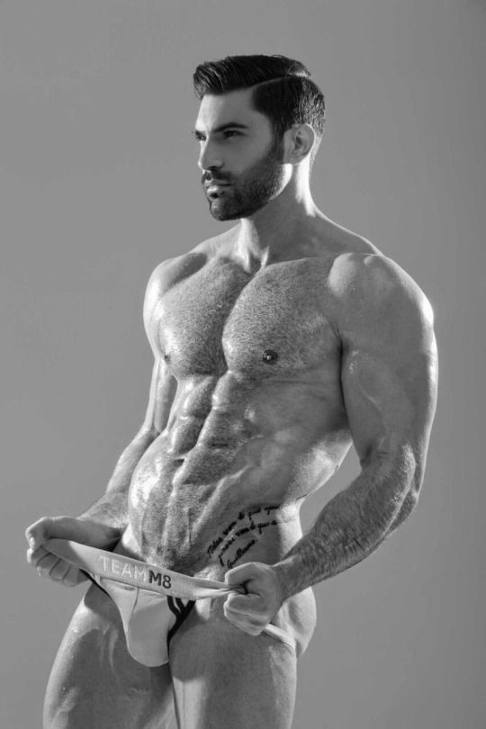 Hot naked men with sex toys
