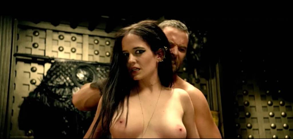 Eva green sex scene