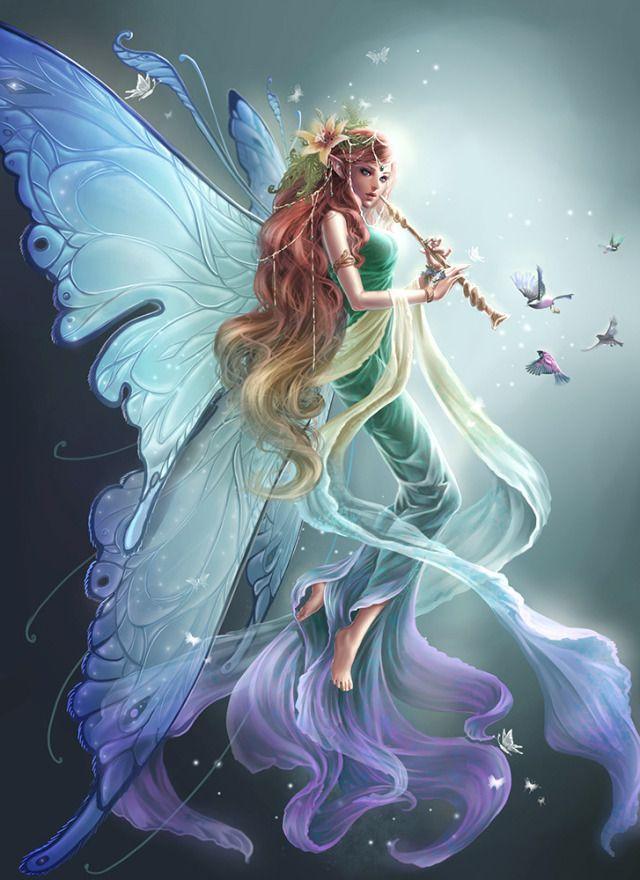 and nude fairies pixies Naughty