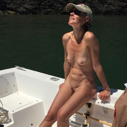 nude on Naked hairy boat girls