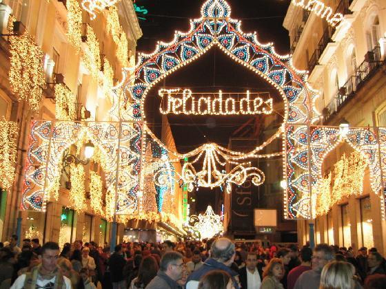 do spanish christmas How celebrate