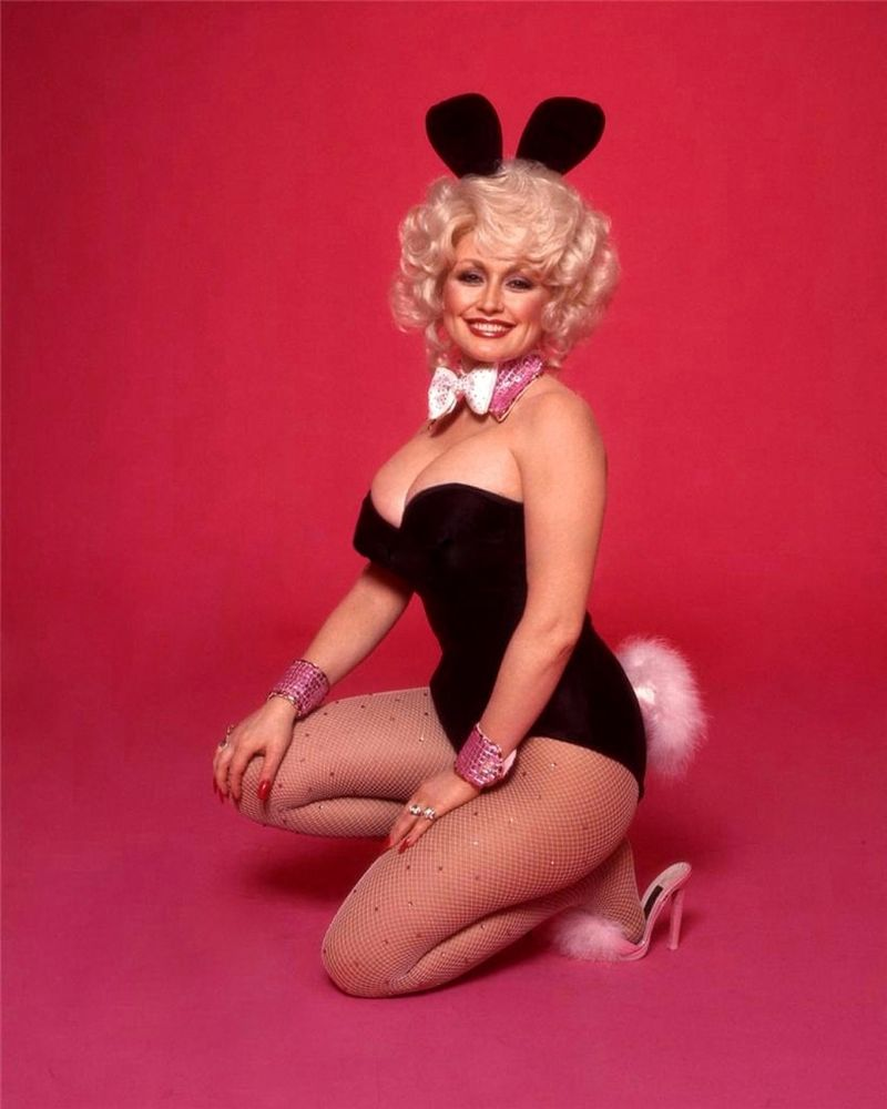 Dolly parton playboy nude
