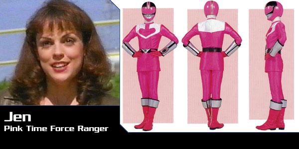 Revenge power rangers naked