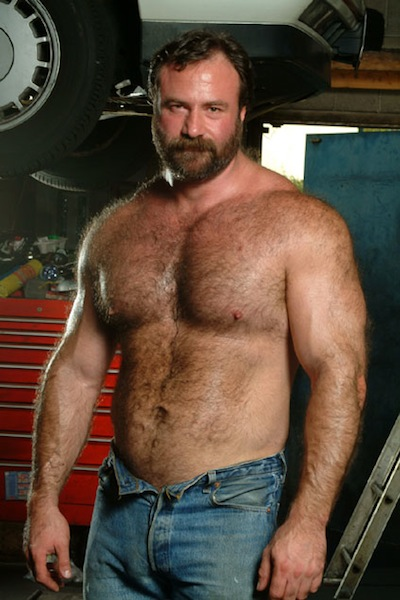 Gay bear jack radcliffe porn