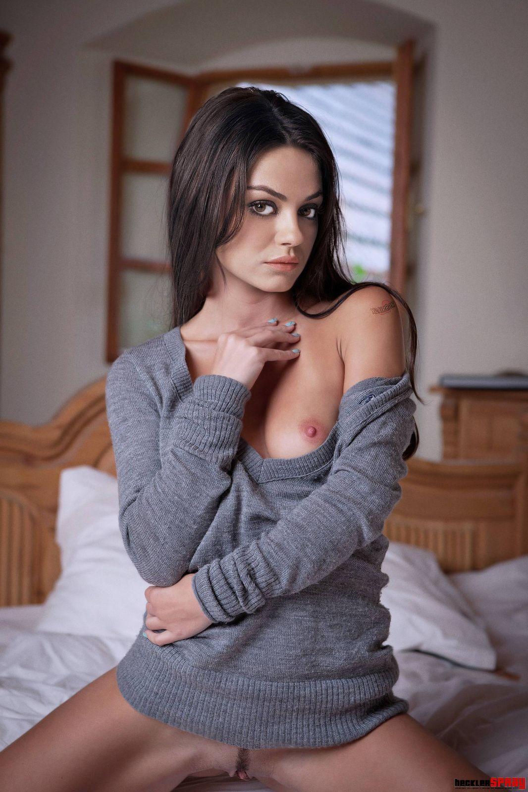 Mila kunis leaked sexy