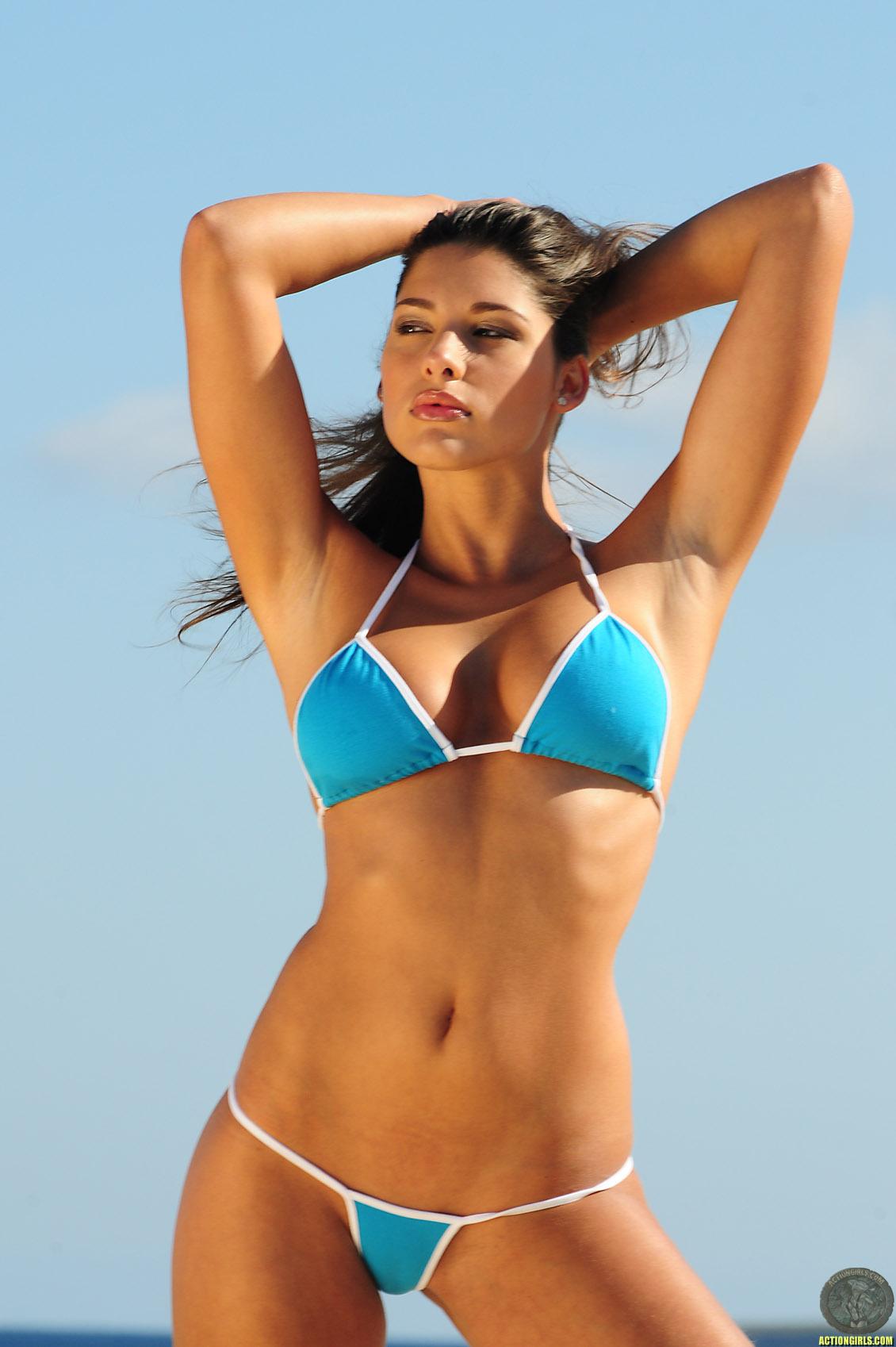 Bikini zafira nude