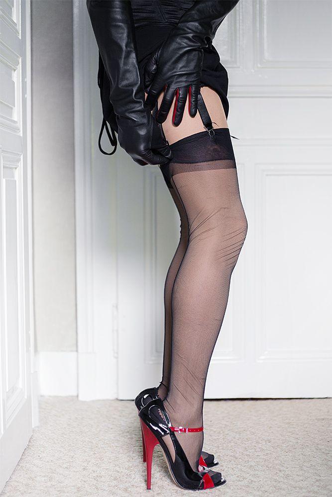 Extreme fetish pantyhose nylons stockings
