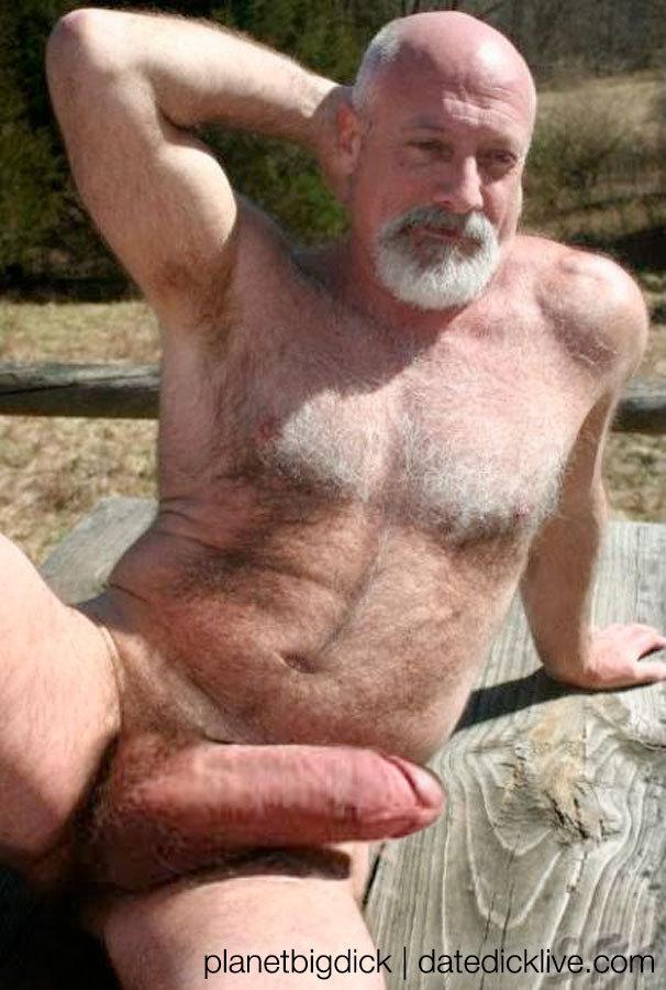 Old grandpa big cock