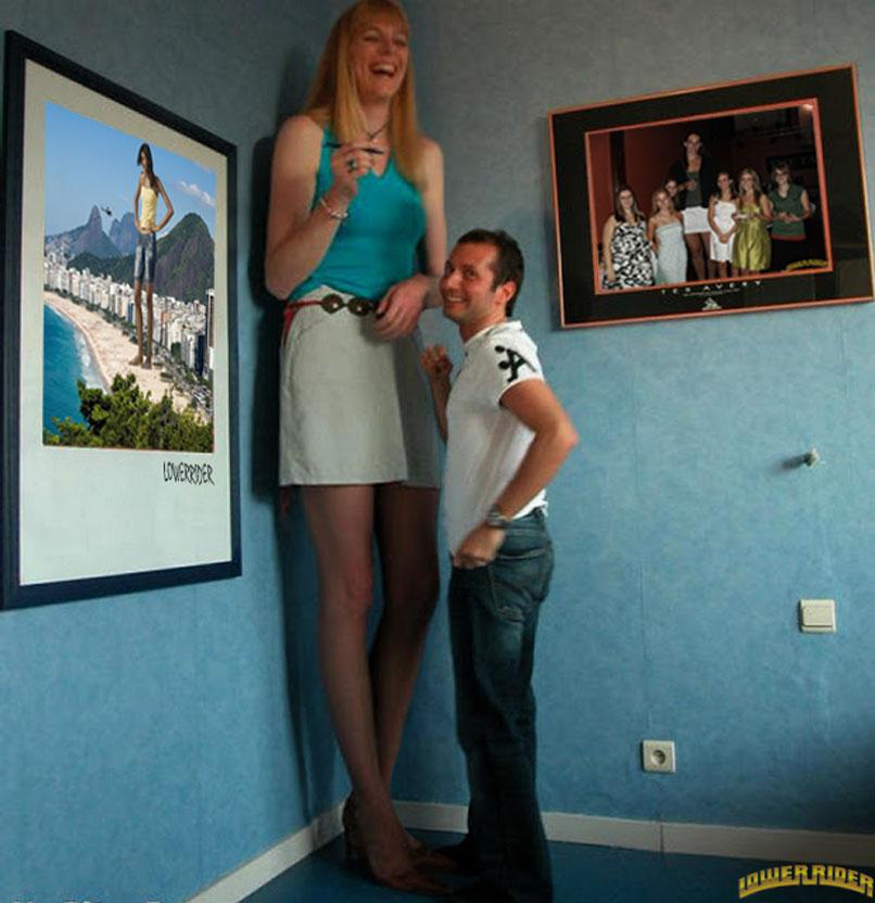 Men short tall women fuck