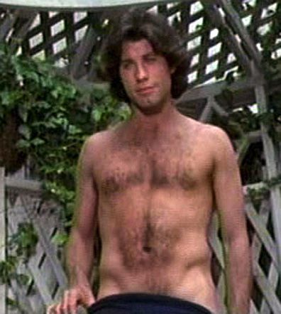 nude gay travolta actor John