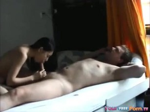 Asian exchange student sex