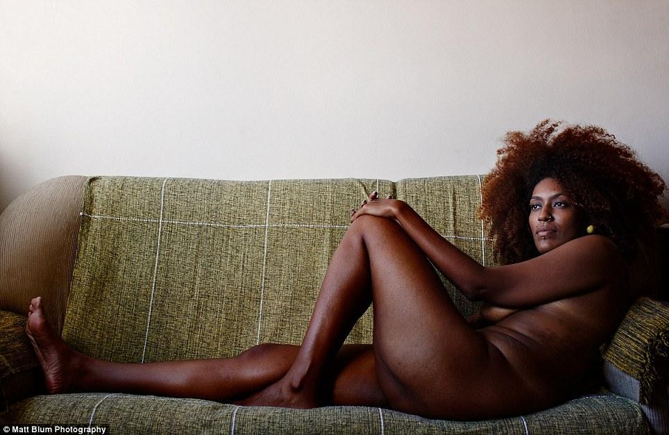 Beautiful average women naked