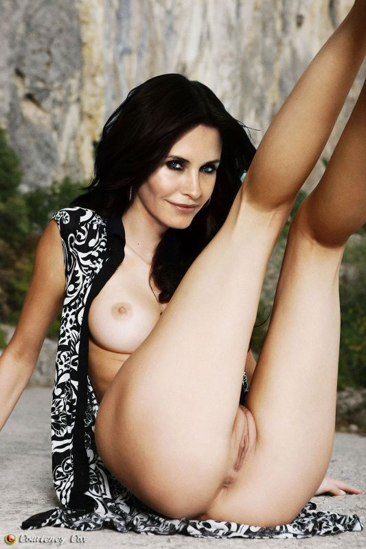 Courtney cox nude fakes porn