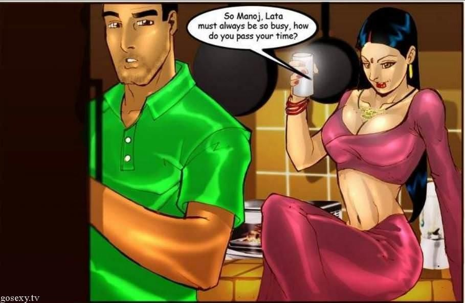Savita bhabhi movie cartoon
