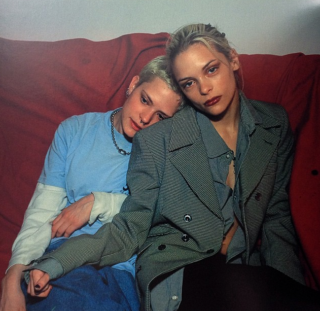 By nan goldin jamie king
