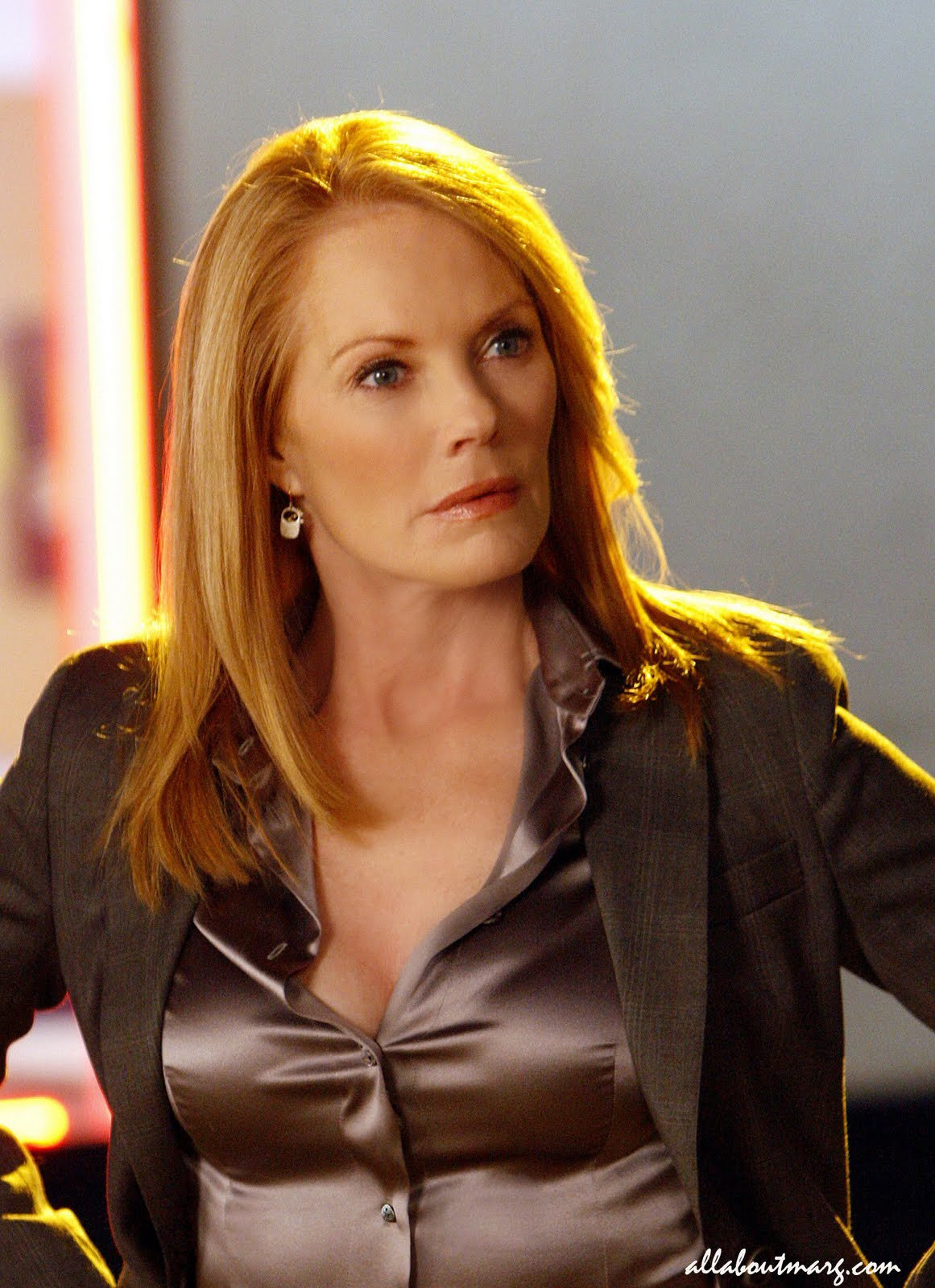 Marg helgenberger sexy