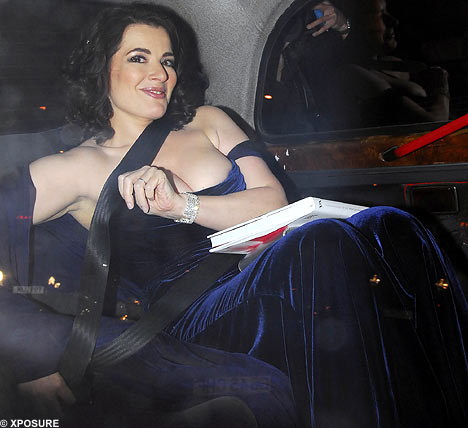 Lara logan nude nigella lawson