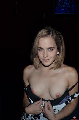 Emma watson nude pussy
