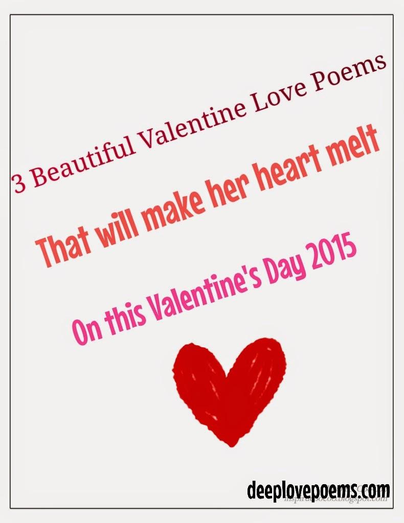 Short love poems her