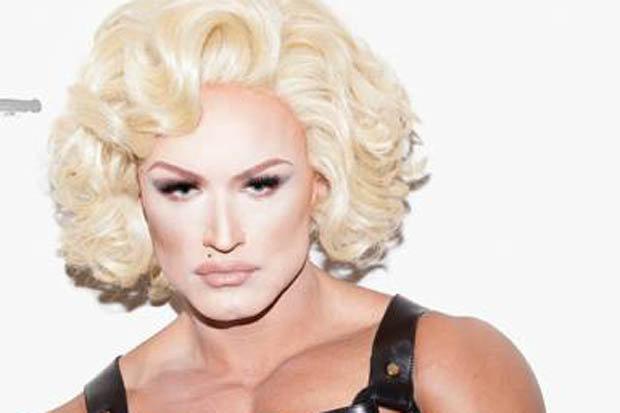 Madonna porn star