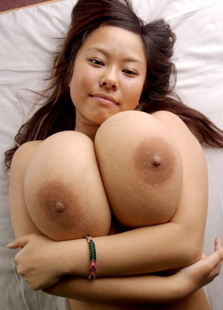 tits big natural Home grown