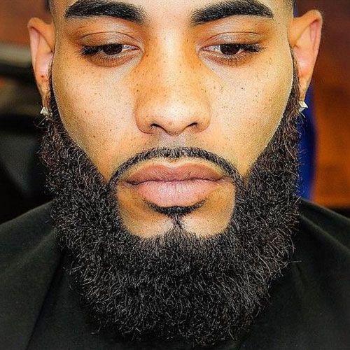 Shaved blonde fucks black man