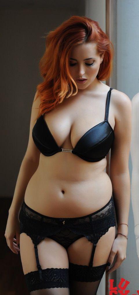 Cute thick chubby girl