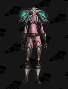 Wow night elf female
