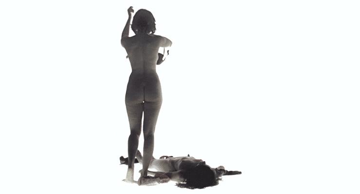 Scarlett johansson nude under skin