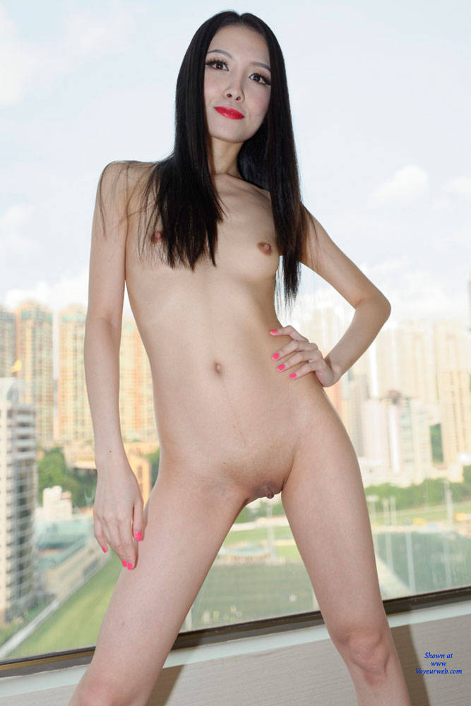 Nude asian girls shaved pussy