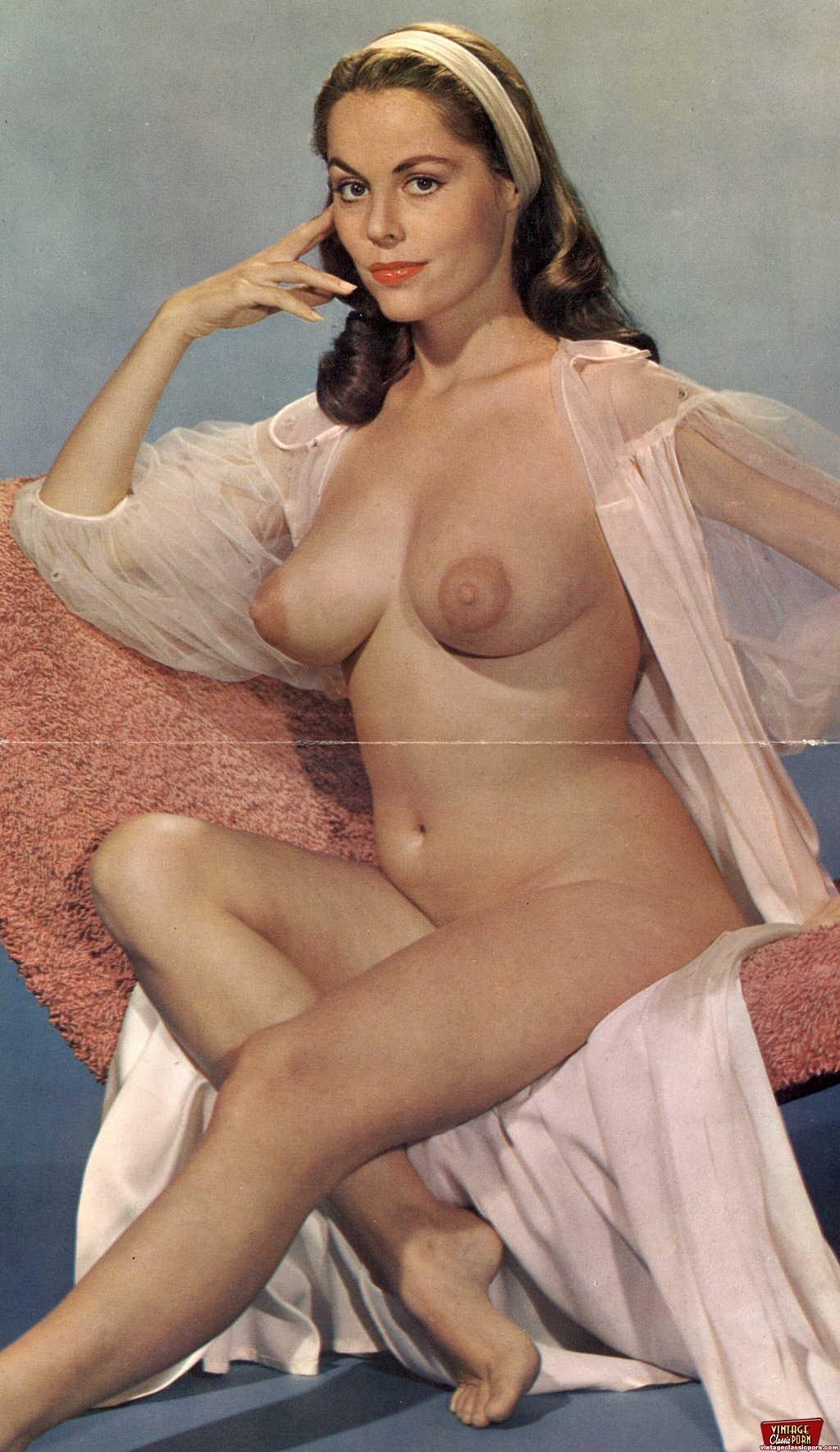 Vintage classic porn stars