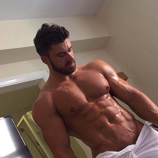 cock Big tumblr muscle