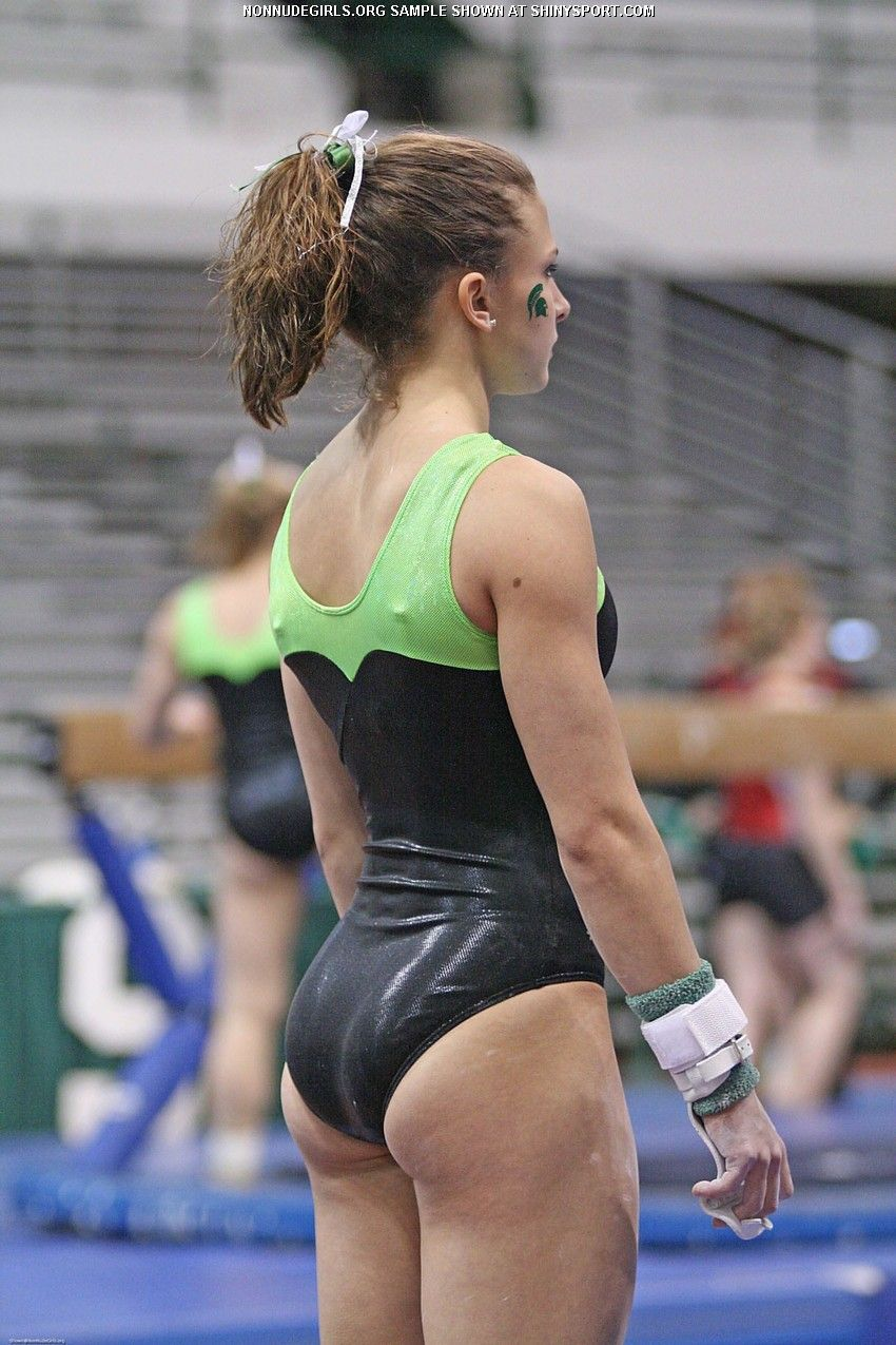 Junior nudist girls sports