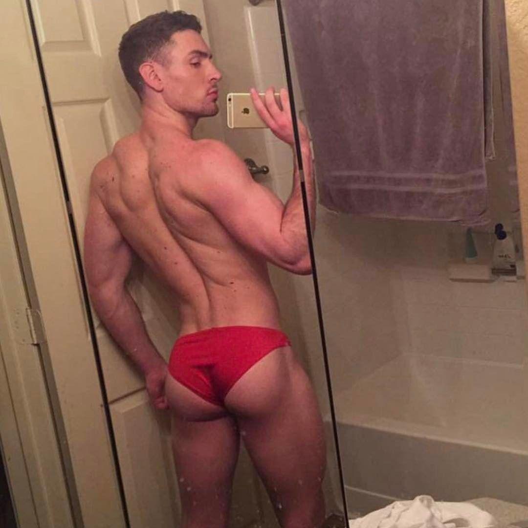selfie Bubble butt