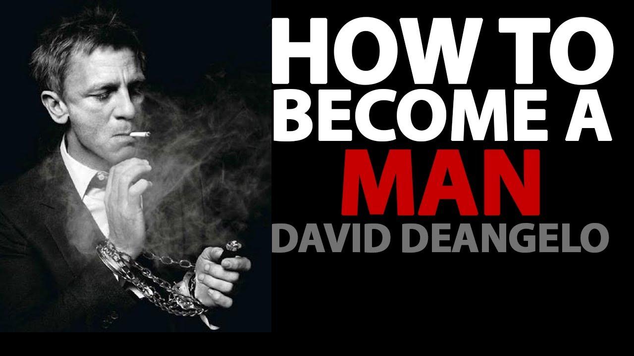David deangelo approaching women