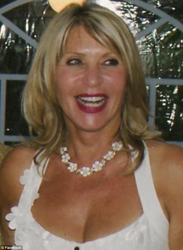 Mature blonde wife